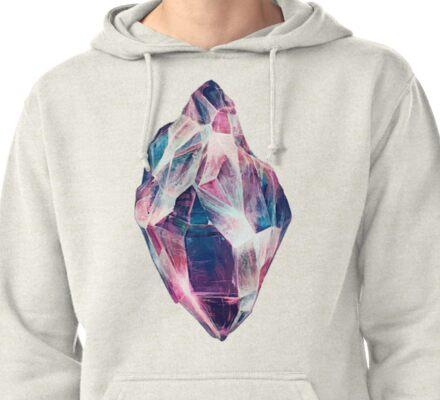 Crystal Pullover Hoodie
