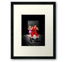 Barbie & Ken Framed Print