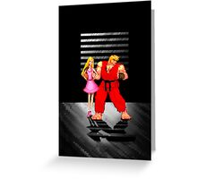 Barbie & Ken Greeting Card