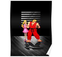 Barbie & Ken Poster