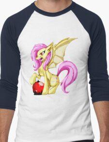 Flutterbat Men's Baseball ¾ T-Shirt