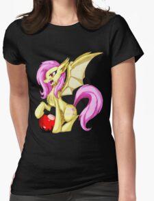 Flutterbat Womens Fitted T-Shirt