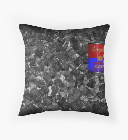 Soup For the Soul Throw Pillow
