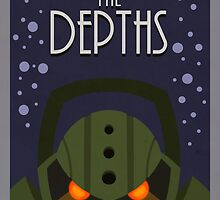 League of legends Nautilus - Beware the depths! by Nundei