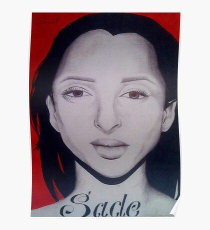 Sade Poster