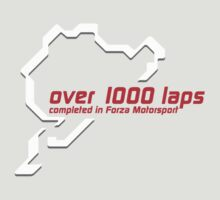 Nurburgring 1000 lap club - Forza by Benjamin Whealing