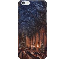 The Christmas Feast iPhone Case/Skin