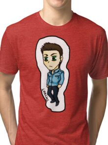 Dean Season 9 Tri-blend T-Shirt