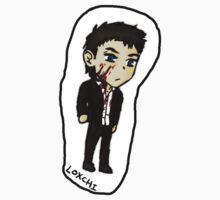 Castiel Season 9 by Loxchi