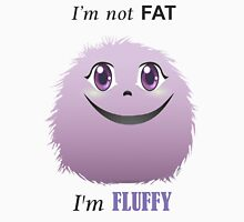 I'm not fat Unisex T-Shirt