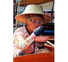 Sassy Grandma Photographic Print
