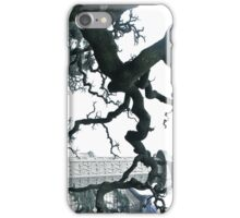 Twisted branches iPhone Case/Skin