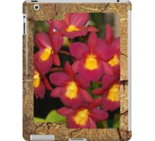 Red Orchids iPad Case iPad Case/Skin