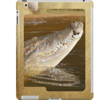 Crocodile iPad Case iPad Case/Skin