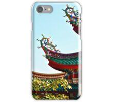 Oriental ornaments iPhone Case/Skin