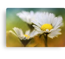 Having lots of fun together.... Canvas Print