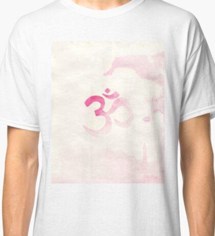 Om watercolor Classic T-Shirt