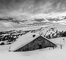 Barn by Christophe Besson