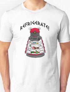 Dalek Refridgerate T-Shirt