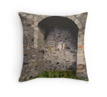 View of Dunstaffnage No.5 Throw Pillow