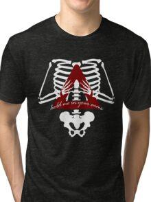 Skulls Tri-blend T-Shirt