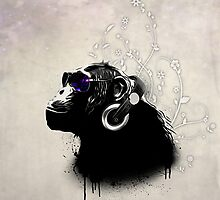 Monkey Tripping by Nicklas81