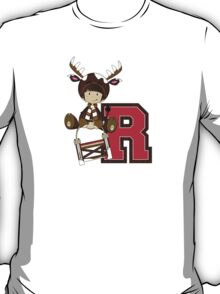 R is for Reindeer T-Shirt
