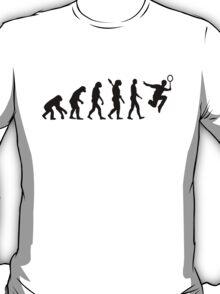 Evolution Badminton T-Shirt