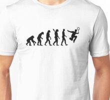 Evolution Badminton Unisex T-Shirt