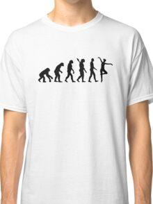 Evolution Ballet Ballerina Classic T-Shirt