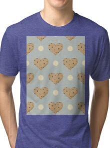 Chocolate Chip Love Tri-blend T-Shirt