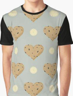Chocolate Chip Love Graphic T-Shirt
