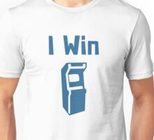 I Win Gamer Unisex T-Shirt
