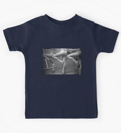 Point  Your Toes! Kids Tee
