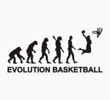 Evolution Basketball One Piece - Long Sleeve