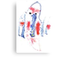 Unique Abstract Art Canvas Print