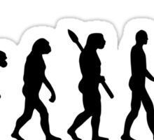 Evolution Basketball  Sticker