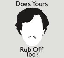Does It Rub Off? - Sherlock by Ebonrook
