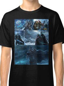 Arthas Memorial,Wrath of the Lich King Tee Classic T-Shirt