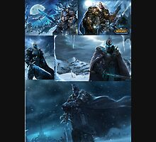 Arthas Memorial,Wrath of the Lich King Tee Unisex T-Shirt