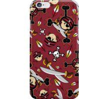 Cute Bandana Pirate Pattern iPhone Case/Skin