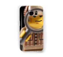 LEGO Sherlock Samsung Galaxy Case/Skin