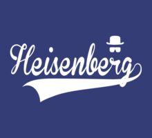 Heisenberg Blue by Daaxx