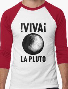 Viva La Pluto Men's Baseball ¾ T-Shirt