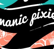 Manic Pixie Dream Girl Sticker