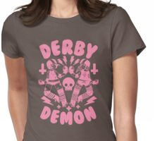 Derby Demon Womens Fitted T-Shirt