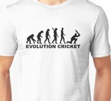 Evolution Cricket Unisex T-Shirt