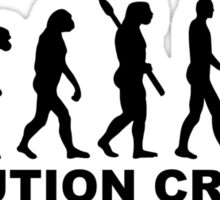 Evolution Cricket Sticker