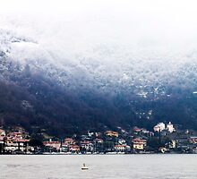 Location Acquaseria, Lake Como, 02/01/2014 @ 10.45 by panchopigna