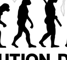 Evolution Darts Sticker